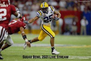 Sugar Bowl 2021 Live Stream